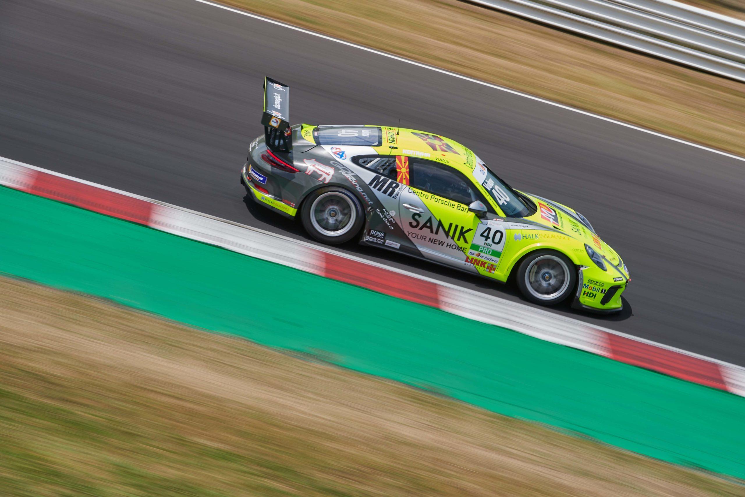 GDL Racing gears up for Porsche Carrera Cup Italia at Mugello with Risto Vukov