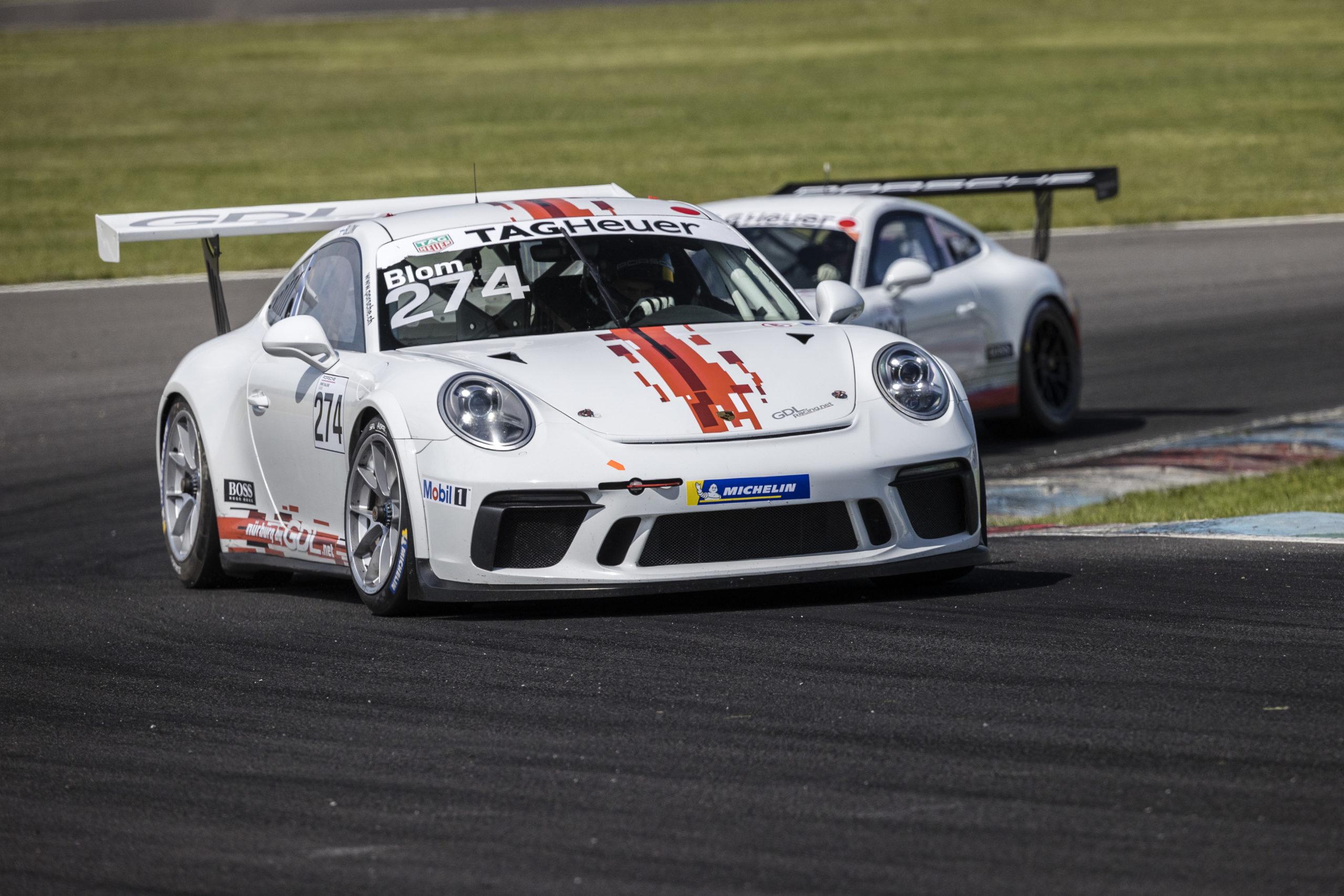 GDL Racing chiude al top un weekend doppio