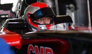 Gianluca De Lorenzi try to do it again in the Boss GP