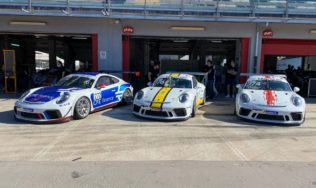 GDL RACING SET FOR INTENSE PORSCHE SPORTS CUP SUISSE WEEKEND AT IMOLA