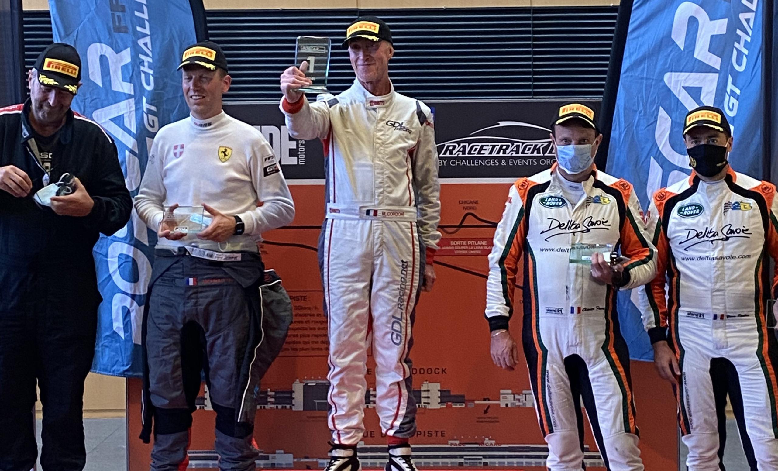 GDL Racing debutta e vince nella Roscar GT Challenge